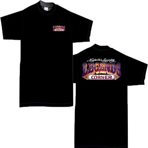 Legends Corner Logo T