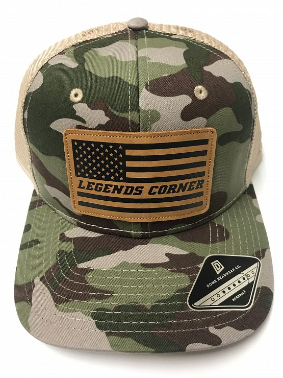 Legends Camo Hat